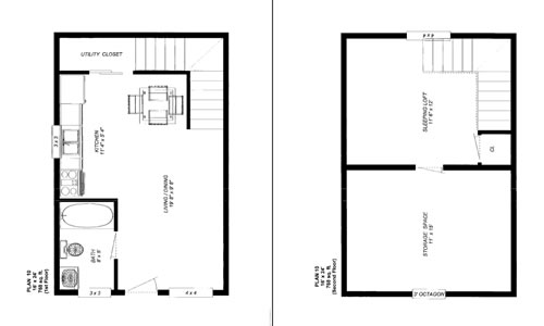Sheds ottors shed plans 20 x 30 floor plans must see for 20 x 20 cabin plans
